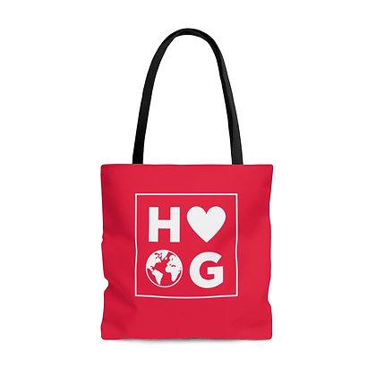⭐️ HG Tote Bag - RED