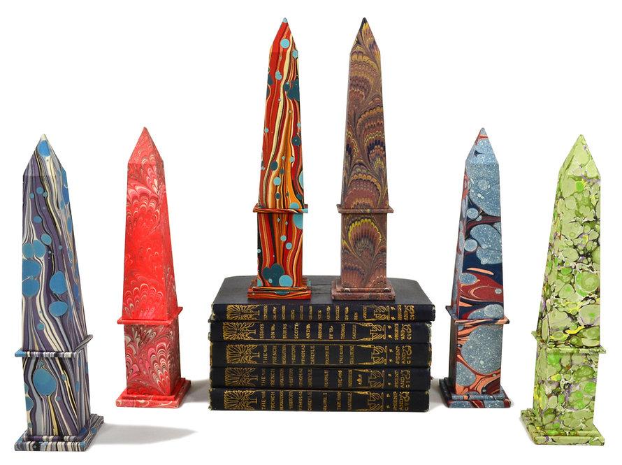 Obelisk Nº 1, Miniature