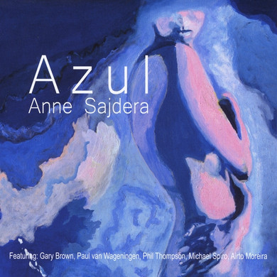 Azul - 2010 Album Cover