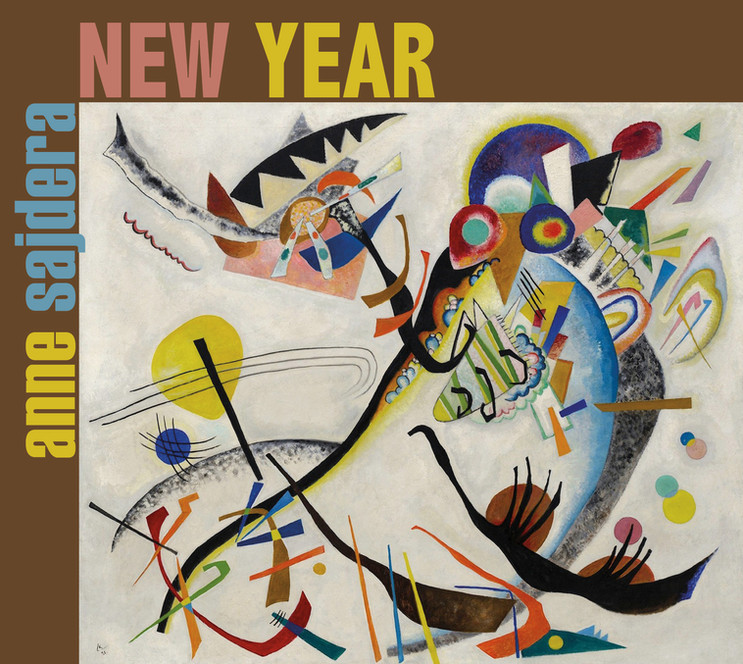 New Year - 2018 Cover Art