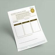 Comprehensive Programming - Worksheet