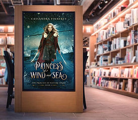 Princess of Wind an Sea Poster