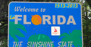 Florida growth to top 300,000 people a year