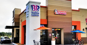 Dunkin' Donuts Celebrates Opening Of New Gibsonton Restaurant