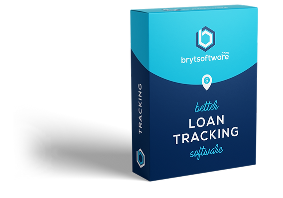 Loan Tracking Software