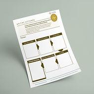 Writing Outcomes Worksheet