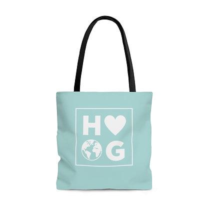 ⭐️ HG Tote Bag - BLUE