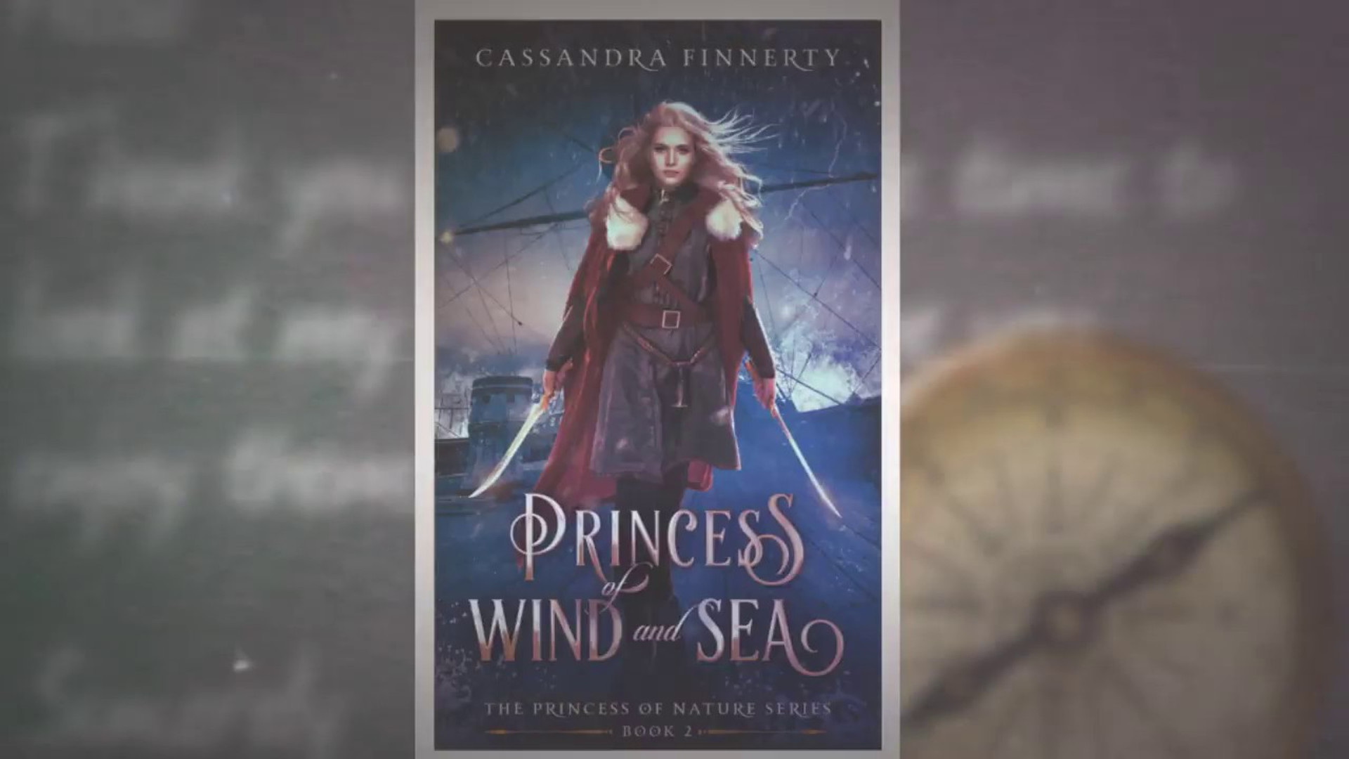 Teaser: Princess of Wind and Sea