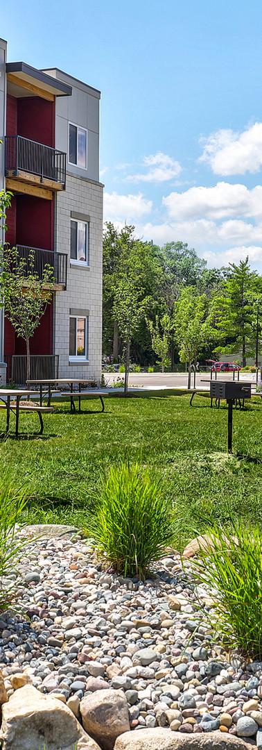 Red Cedar Flats Apartments