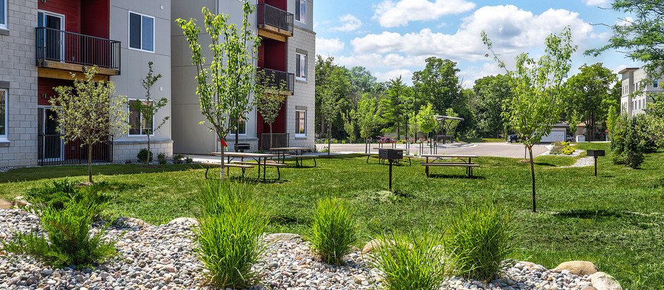 Enhanced Security Surveillance for Grounds and Parking Areas at Red Cedar Flats