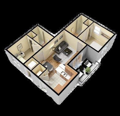 2 Bedroom Flat