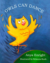 Children's Book: Ows Can Dance