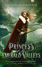 Adventure book: Princess of Emerald Valleys