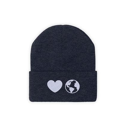 HEART Global Emojis Knit Beanie