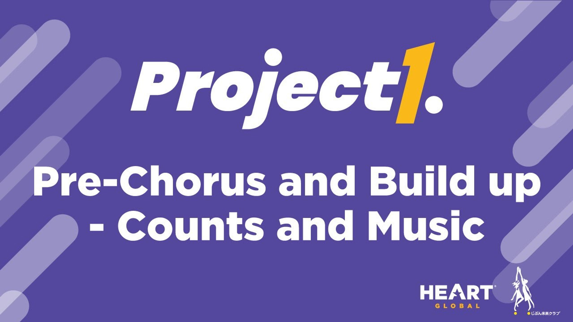 Pre-Chorus and Build Up - Music