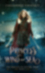 Adventure book: Princess of Wind and Sea