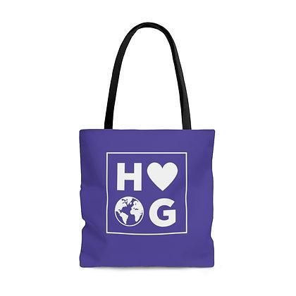 ⭐️ HG Tote Bag - PURPLE