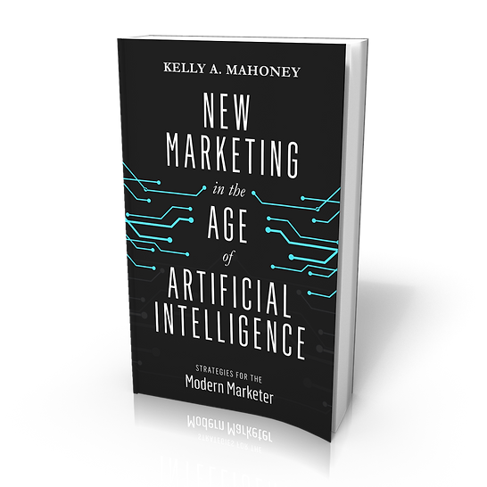 New Marketing In The Age of Artificial I