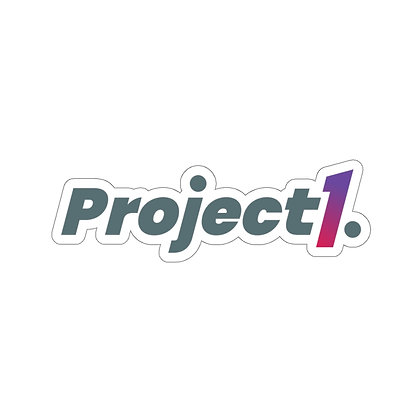Project 1 LIMITED EDITION ⭐️ Sticker