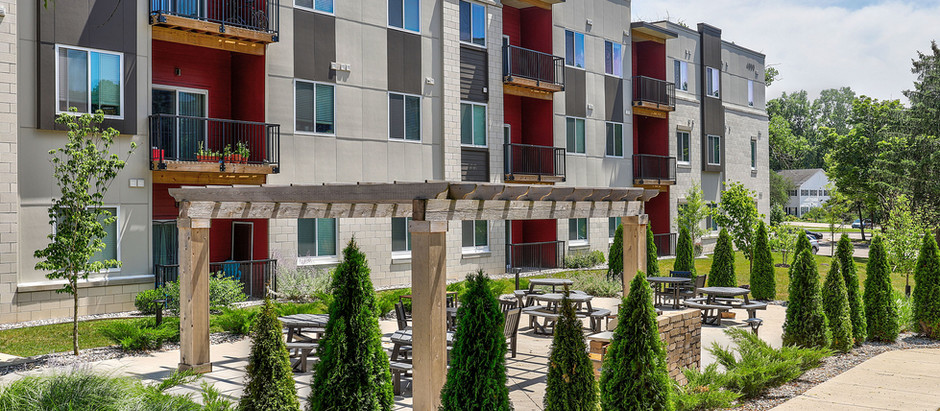 Red Cedar Flats, MSU's Premier Rental Community has Opened Leasing for Fall 2021