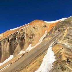 Summiting Red Cloud