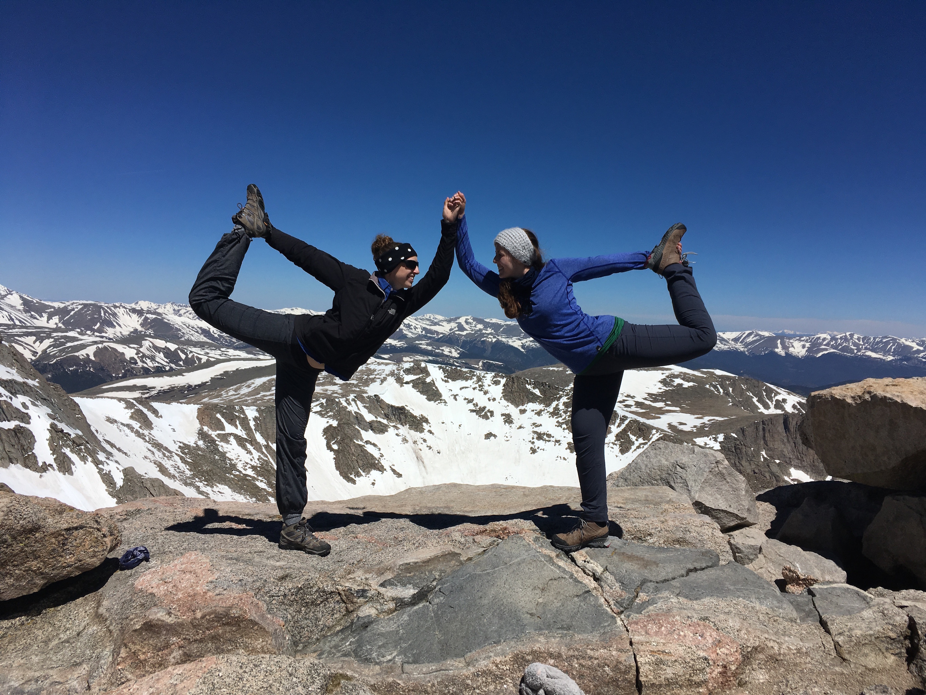 Summit yoga
