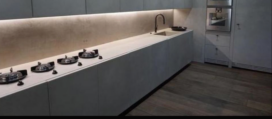 PITT Cooking Integrated Burner System Featured In Kanye & Kim West's Calabasas, CA Home.