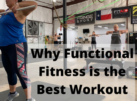 Why Functional Fitness is the Best Workout for Beginners