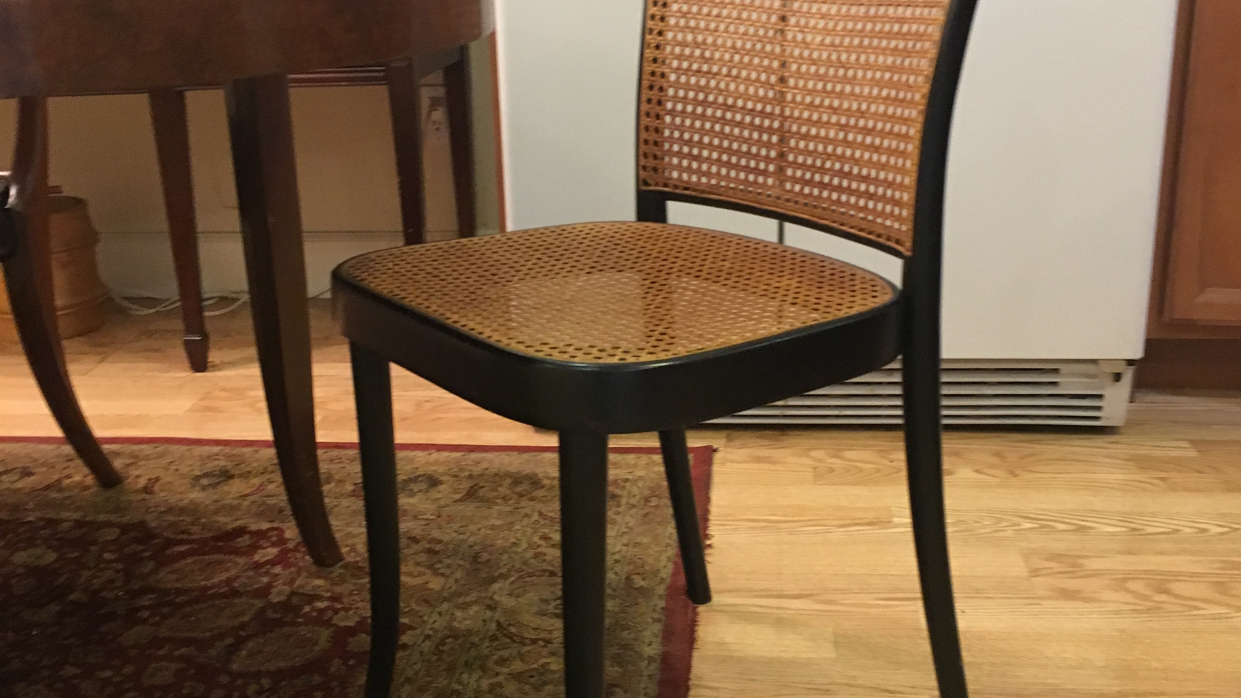 Cane Side Chairs