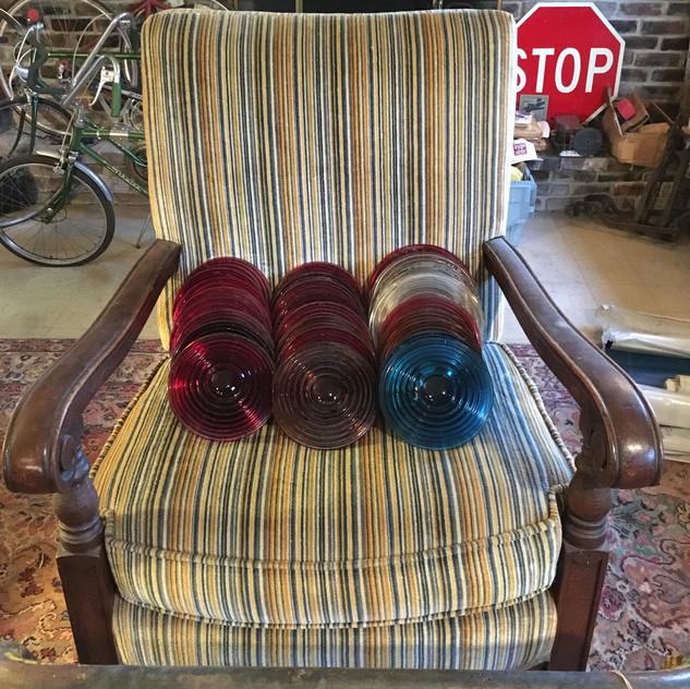 Original RR car chair