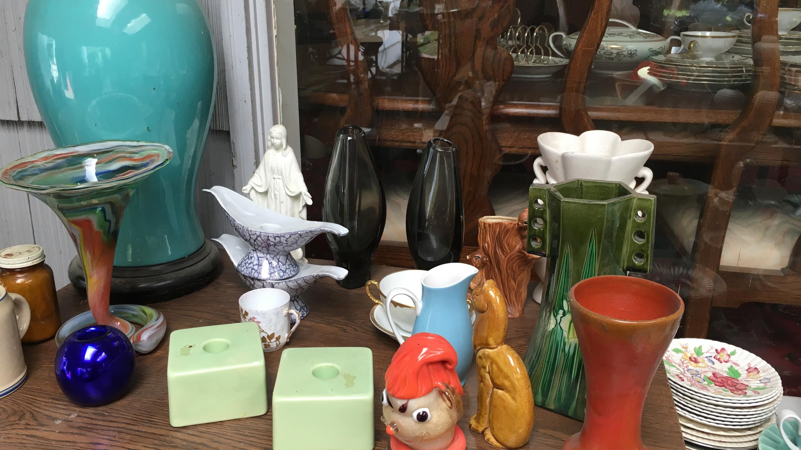 Estate Sale California Pottery