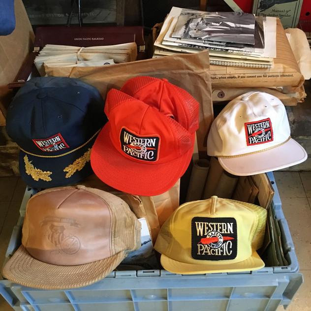 Employee Railroad Hats
