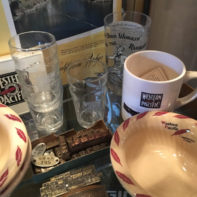 WPRR Mugs and Cups