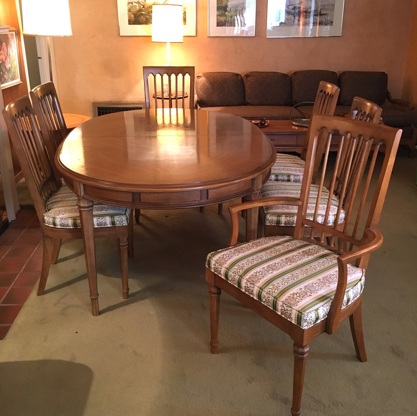 Drexel Esperanto Table and Chairs
