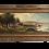 Thumbnail: 1888 William Keith Original American Barbizon Pastoral Oil on Canvas