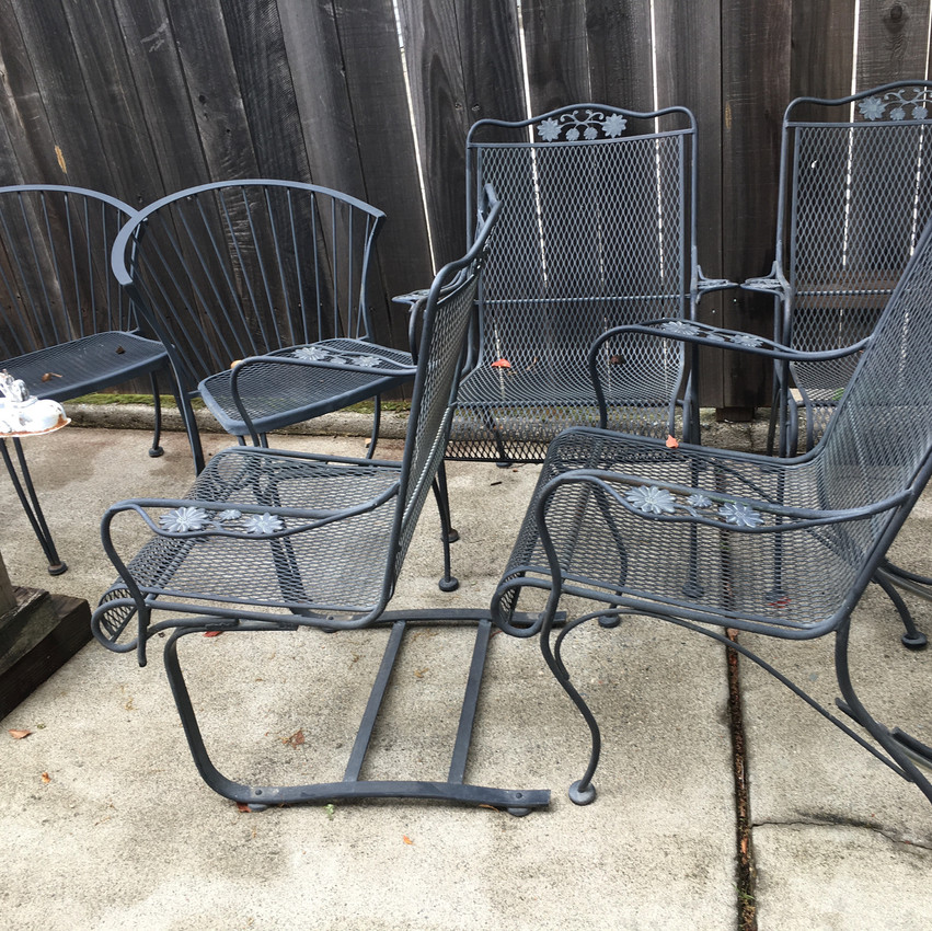 Rocker and Arm Chairs