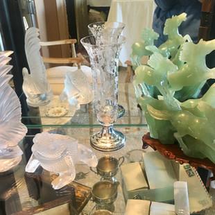 Chinese Antiques, Lalique, Art