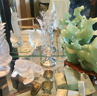 Chinese Antiques, Lalique, Art