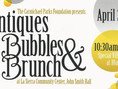 Antique Appraisal Fundraiser in Sacramento (Carmichael) April 23rd, 2017