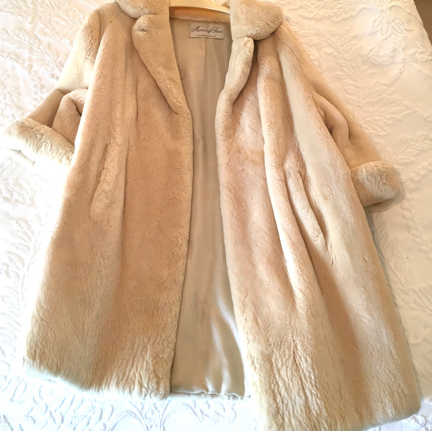 Beautiful Sheared Beaver Coat