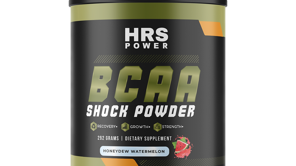 HRS Power - BCAA Shock Powder (Watermelon)