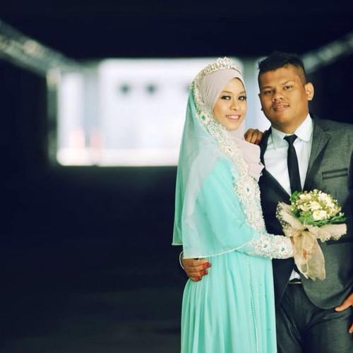 The Wedding Affair KL | Reception/ Nikah Dress Rental Malaysia