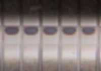 Example of a dirty printhead