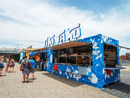 Shipping Container Vs. Food Truck