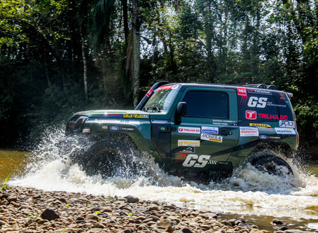 Inscrições para a última etapa do Catarinense de Rally Regularidade estão abertas