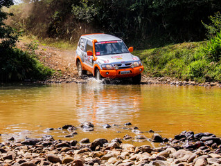 Nova Veneza conquistou os participantes do Catarinense de Rally Regularidade