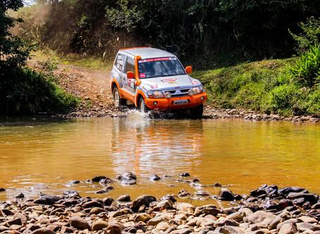 Nova Veneza conquistou os participantes do Catarinense de Rally Regularidade