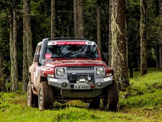 Joinville é a próxima parada do Catarinense Rally de Regularidade