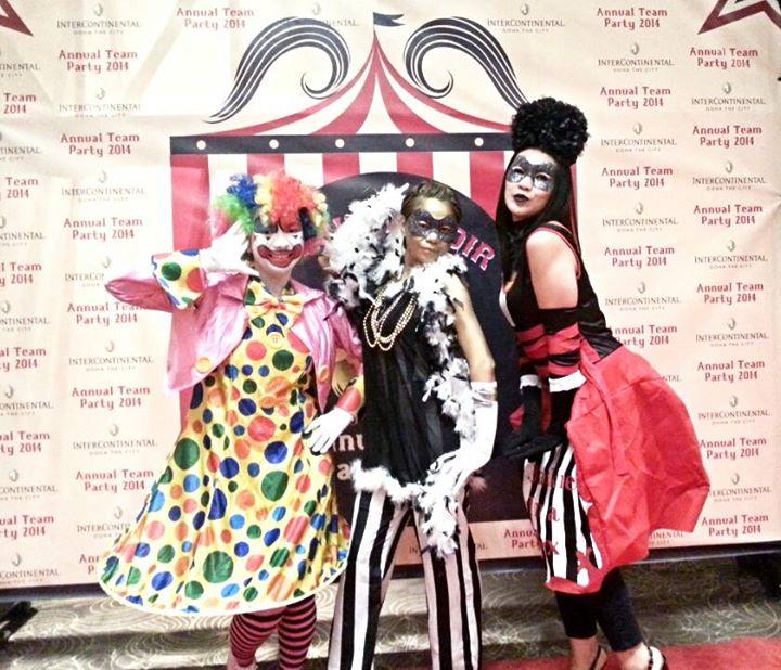 #CirqueLeSoir