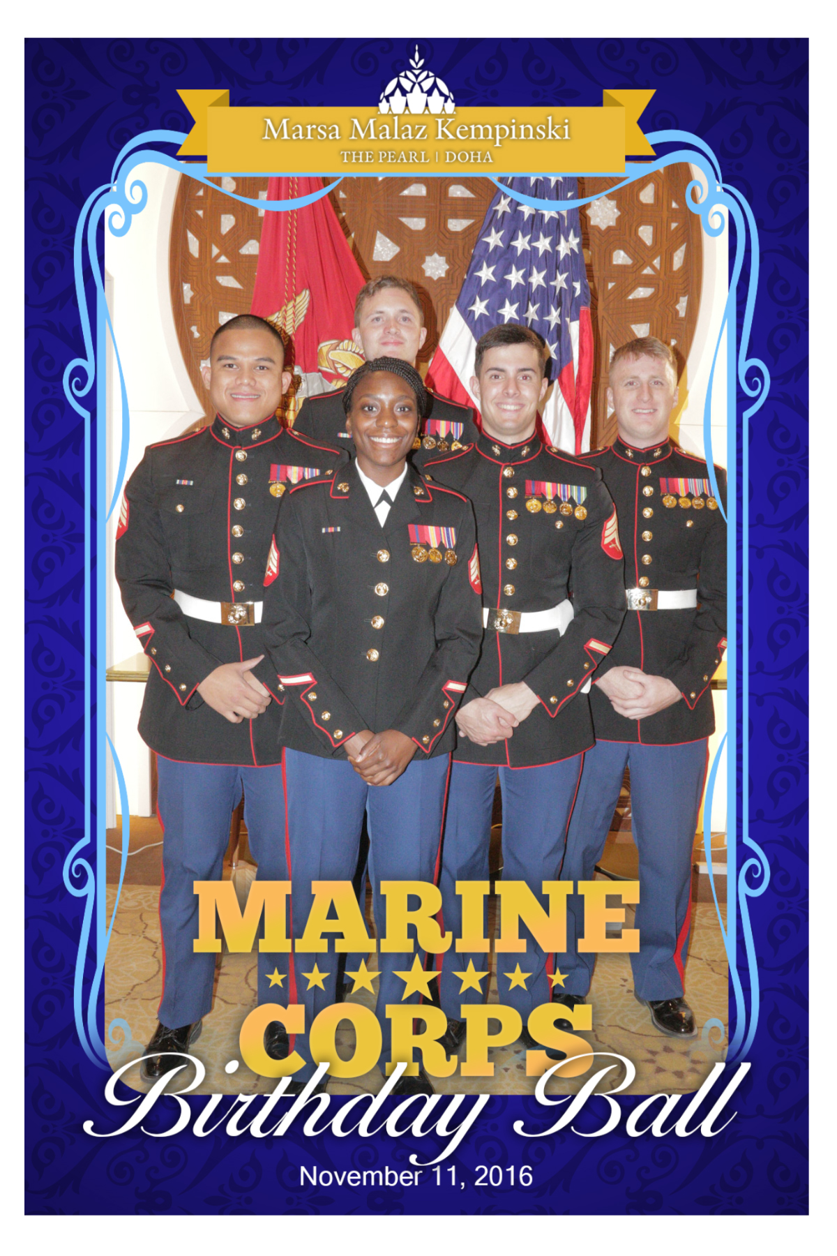 241st Marine Corps Birthday Ball